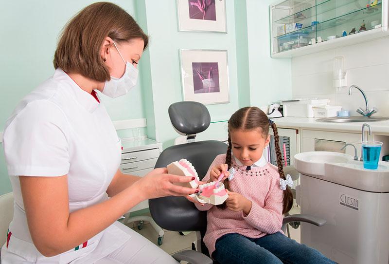 Детская стоматология - Дентал Студио на Ильинской